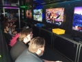 Street Fighter, Mario Kart, and other games too