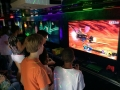 Smash brothers at a Supreme Party Machine event