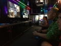 Call of Duty game inside the Supreme Party Machine