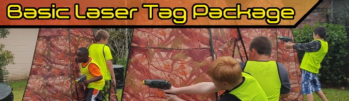 Basic Laser Tag Package