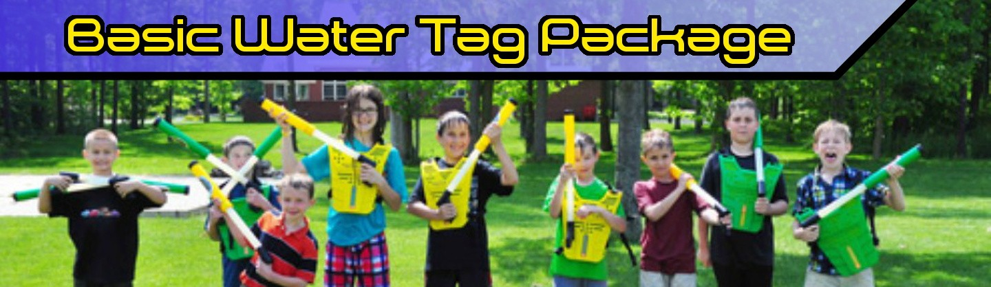 Basic Water Tag Package