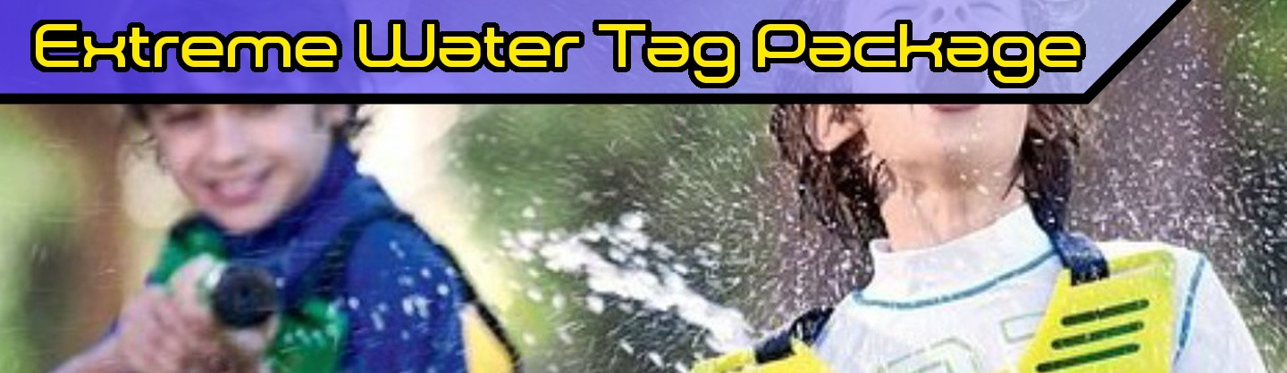 Extreme Water Tag Package