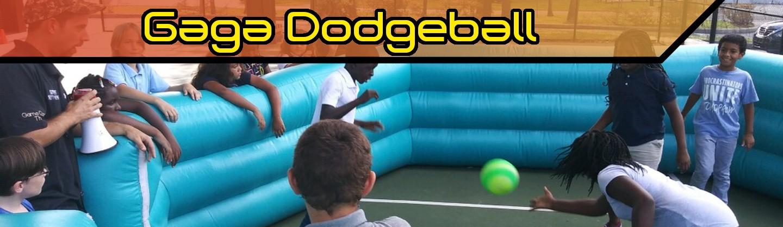 Gaga Dodgeball