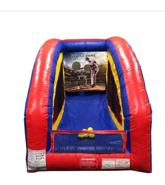Inflatable Baseball Toss