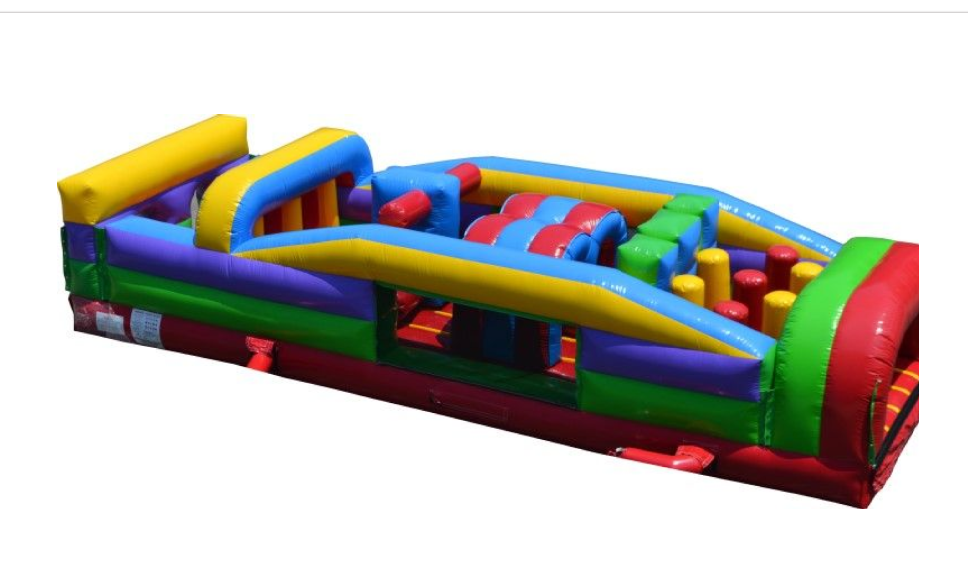 Inflatable Obstable Course