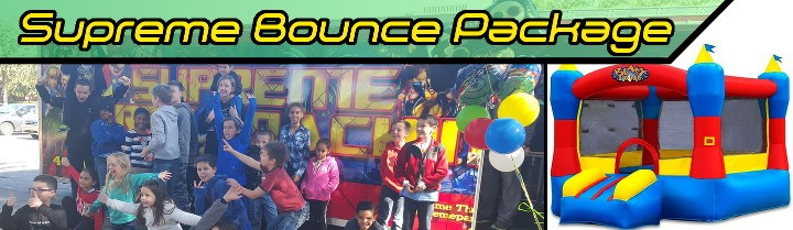 Supreme Bounce Package