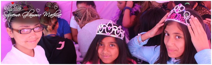 Supreme Glamour Machine: Girls' Birthday and Princess Party